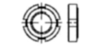 Чертеж DIN 1804