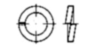 Чертеж DIN 7980