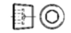 Чертеж DIN 906