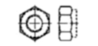Чертеж DIN 985